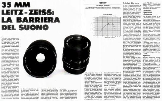 articolo Leitz Zeiss