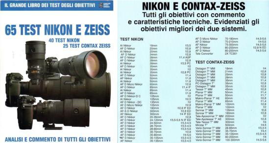 Nikon e Zeiss 1