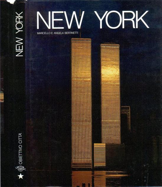 11 New York - libro